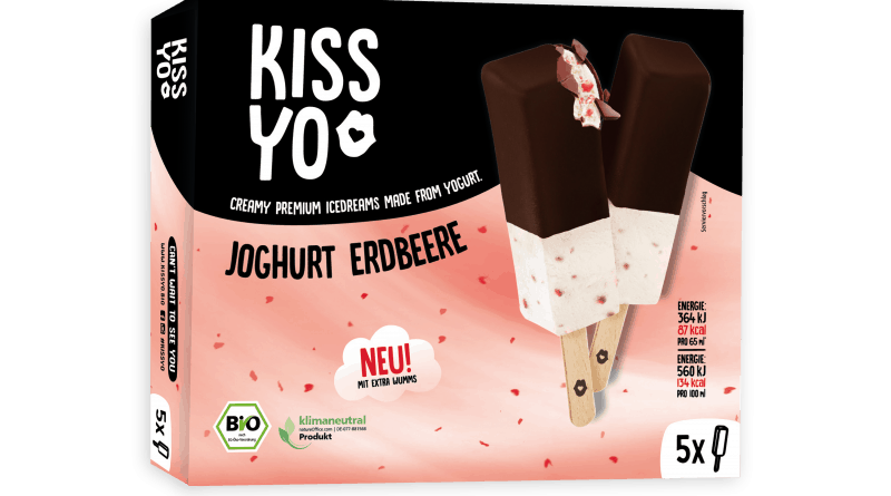 KISSYO Joghurt Erdbeere