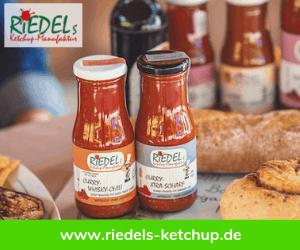 Riedels Ketchup