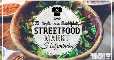Streetfood Markt Holzminden