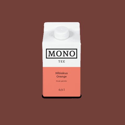 Mono-Tee-Hibiskus