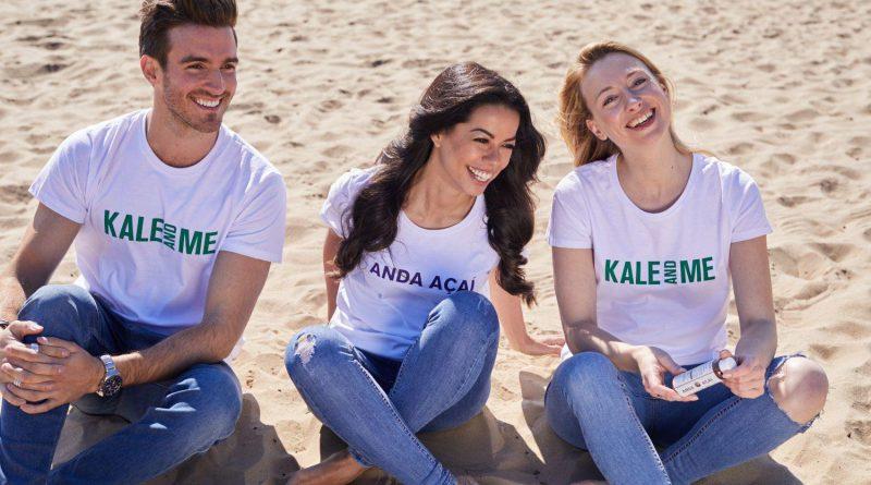 Kale&Me und Fernanda Brandao bringen gemeinsamen Açaí-Shot auf den Markt