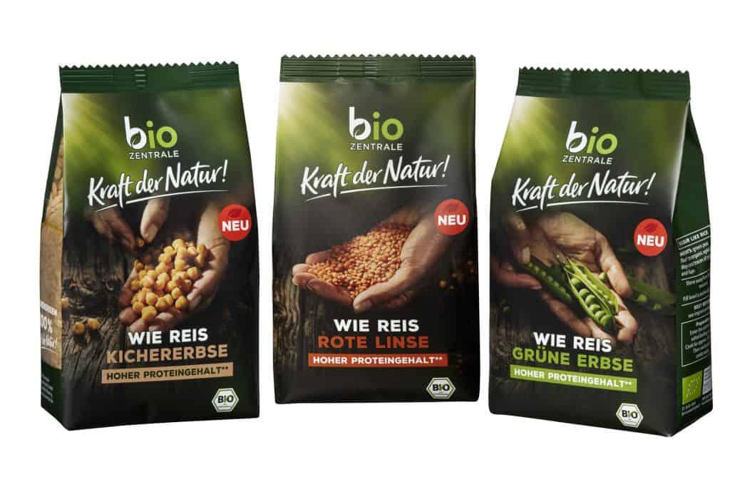 Wie Reis - biozentrale