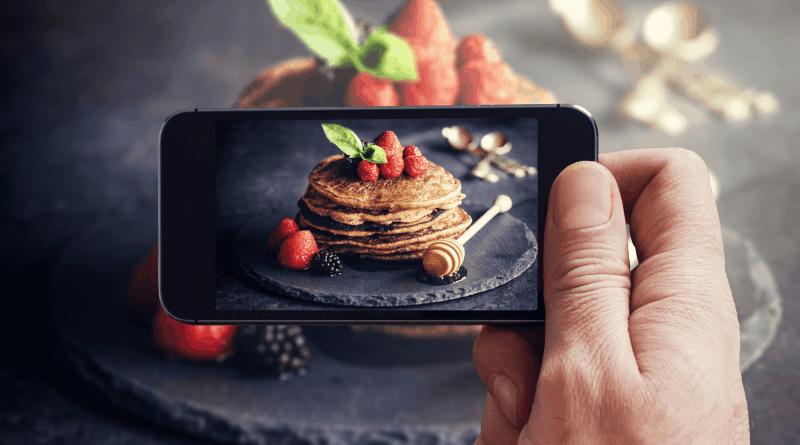 Food Blog erstellen