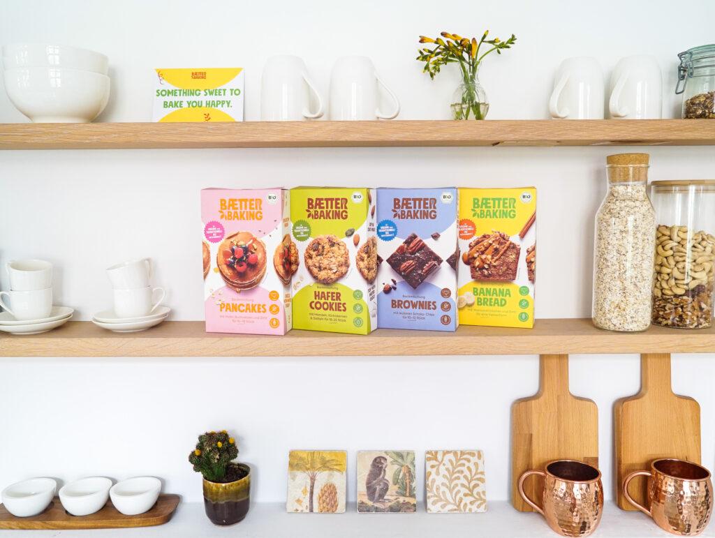 Baetter Baking Produkte