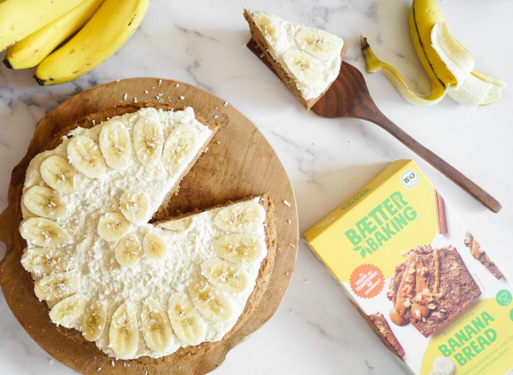 Baetter Baking Banana Bread