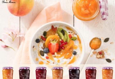 """Noch mehr BONNE MAMAN-Geschmack: """"Weniger Zucker, mehr Frucht"""" – nun im 335 Gramm Glas"""