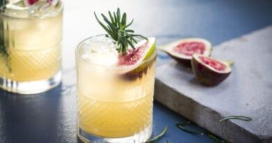 Feigen-Rosmarin-Limonade