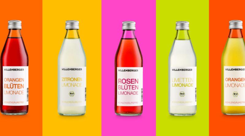 WILLENBERGER Limonaden – bio, kohlensäurefrei, 100% natürliche Zutaten